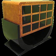 Art Deco Sideboard Italian Manufacturing