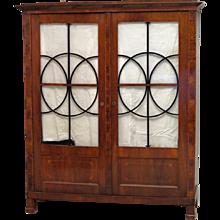 Wonderful Biedermeier Bookcase, Austria 1830s