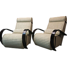 Two Very Special Armchairs