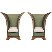Two Magnificent Armchairs