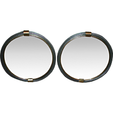 Pair of Mirrors Barovier & Toso