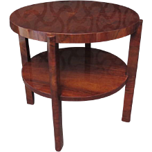 Austrian Side Table, 1950