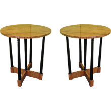 Couple of Ashwood Side Tables