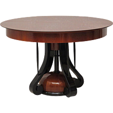 Biedermeier Extendable Table