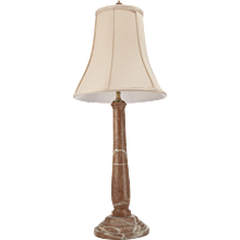 Rouge Royal Marble Table Lamp