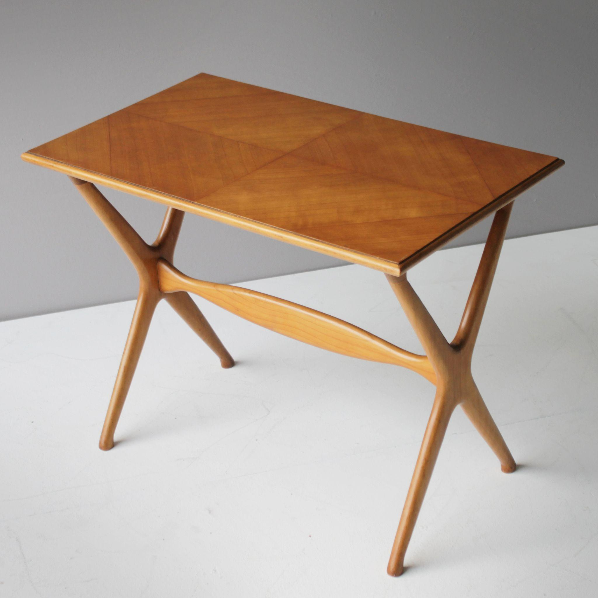 Side Table Attributed to Gio Ponti for Domus Nova from art of