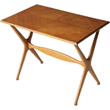 Side Table Attributed to Gio Ponti for Domus Nova