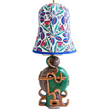 Desk lamp Vally Wieselthier Wiener Werkstatte ca. 1928