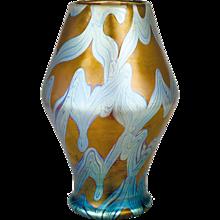 Loetz Vase ca. 1899 Phenomen Gre 29