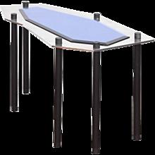 """Mauro Fabbro  """"Laguna Blu"""" Coffee Table"""
