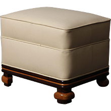 French origin Art-deco Ottoman