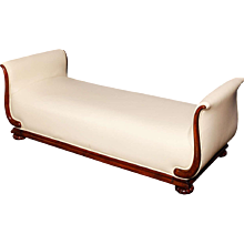 Exceptional Art-Deco Daybed