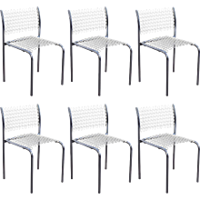 """""""""""Sof -Tech"""""""" Side chairs for Thonet"""