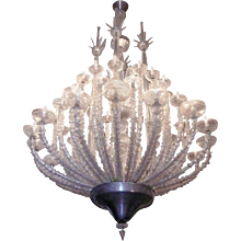 Chandelier by Napoleone Martinuzzi