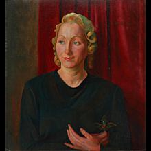 Portrait of Martha Quandt