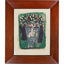 """ Christuskopf "" ( "" Head of Christ "" )"