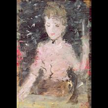 """La Femme au Tir II"" by Edzard Dietz, 1938"