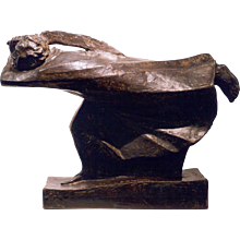 "Bronze ""Der Raecher"" ( The Avenger )"