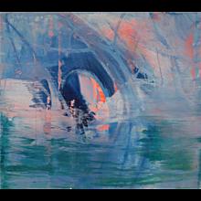 """"""" Walk on water """" by Udo Haderlein"""