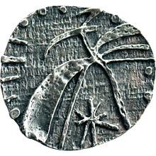 Barcelona - Suite - Medal by Joan Miró