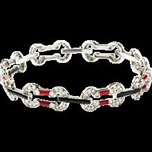 A Fine Art Déco Bracelet