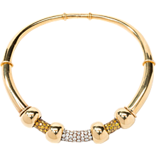 Rene Boivin Diamond Gold Necklace