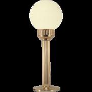 A Woka Table Lamp - Edition 1908