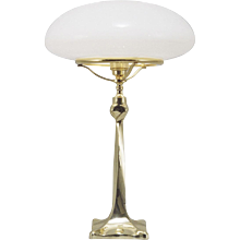 An Austro-Hungarian Table Lamp - Edition 1900