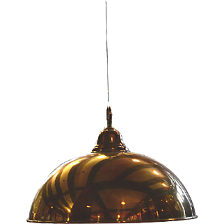 "Adolf Loos 1908 Ceiling Lamp ""Comptoir 50"", Re-Edition"
