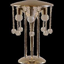 Josef Hoffmann & Wiener Werkstaette 1904 Table Lamp, Re-Edition