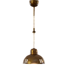 Early 20th Century Josef Hoffmann Ceiling Lamp, Re-Edition 1902