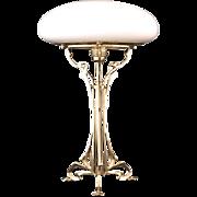 An Austro-Hungarian Table Lamp
