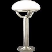 An Adolf Loos Table Lamp