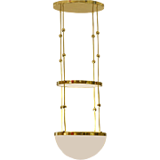 An Adolf Loos Ceiling Lamp