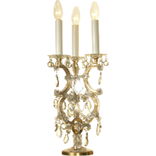 Table Lamp Baroque Style Maria Theresia