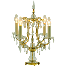 A 1900 Table Lamp