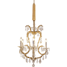 Maria Theresia Chandelier 1920s