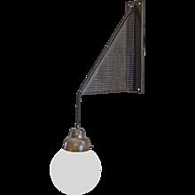 Josef Hoffmann & Wiener Werkstaette Wall Lamp