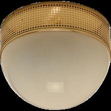 Wiener Werkstaette Wall- or Ceiling Lamp - Edition 1903