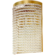 Wall Light by Josef Hoffmann