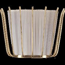 Woka Wall Lamp, Shogun - Edition 1960