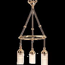 Woka Lamp Chandelier - Edition 1903