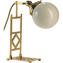 Koloman Moser Table Lamp - Edition 1906