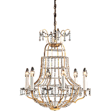 1960´s Chandelier Papageno