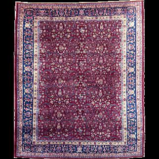 Agra Antique Carpet