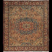Oversize Persian Bakhtiar Rug