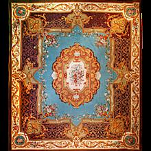 XIXth - Napoleon III Aubusson Rug