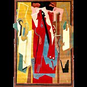 Albert Gleizes Rug N.34