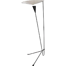 Standing lamp 'Lampadaire' designed by Michel Buffet