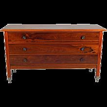 Three drawer commode  designed by Carlo Di Carli